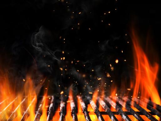 Barbecue Take 1  - 3th MAY 2018