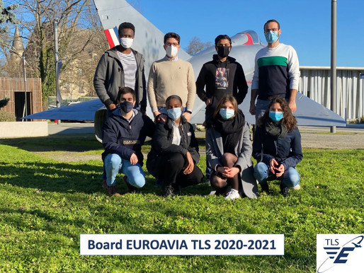 EUROAVIA 2021 General Meeting and Local Board Election