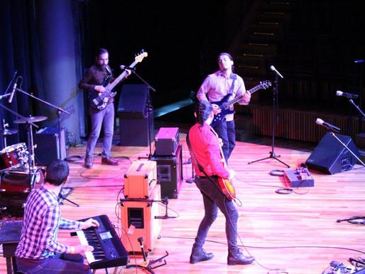 A Frutillar Llegan las Escuelas de Rock y Música Popular y para toda la región de Los Lagos