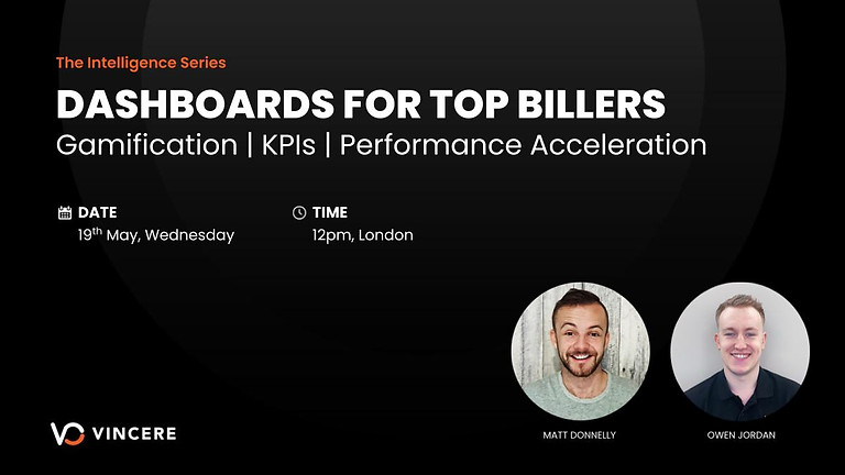 Dashboards for Top Billers | The Intelligence Series