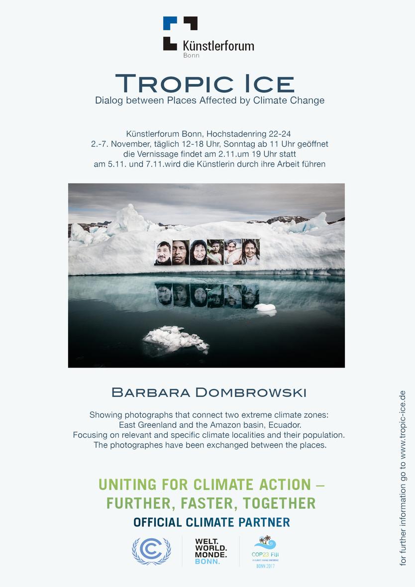 COP23 - Bonn - Invitation to my exhibition