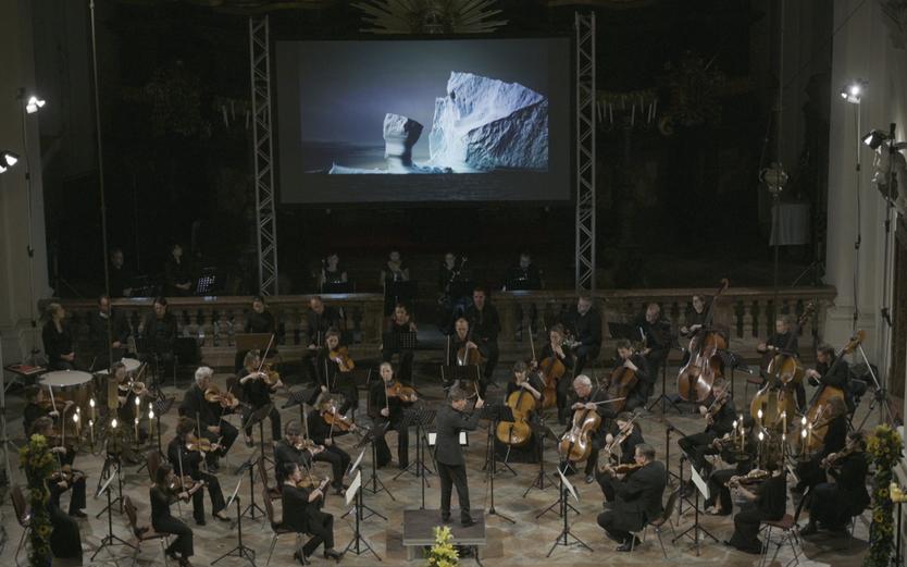 Tropic Ice und die Pastorale von Beethoven