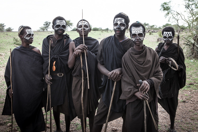 Morani, Maasai