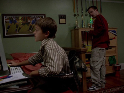 Breaking Bad. 1ª Temporada, Episódio 4, - Cancer Man