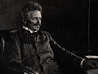 Auguste Strindberg, por Pascal Bonitzer