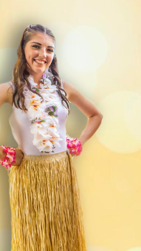 Hawaiian Dancer Central Coast