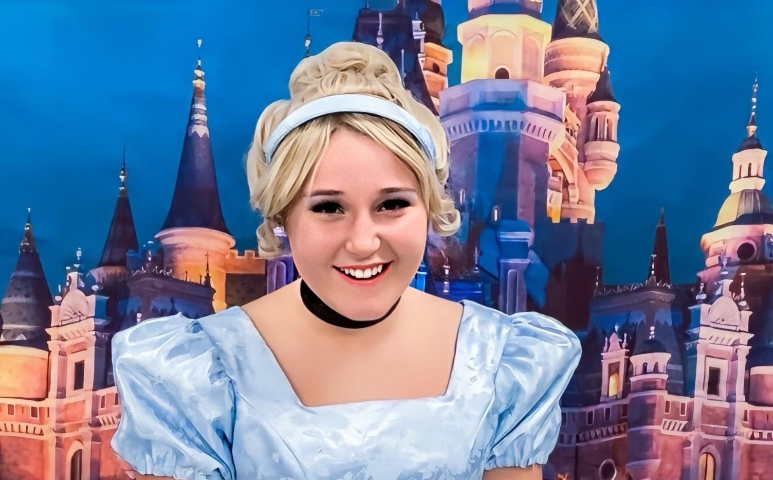 Cinderella Video Message