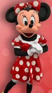 Minnie Mouse Party Central Coast (Mascot)
