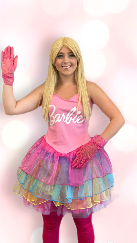 Barbie Party Central Coast