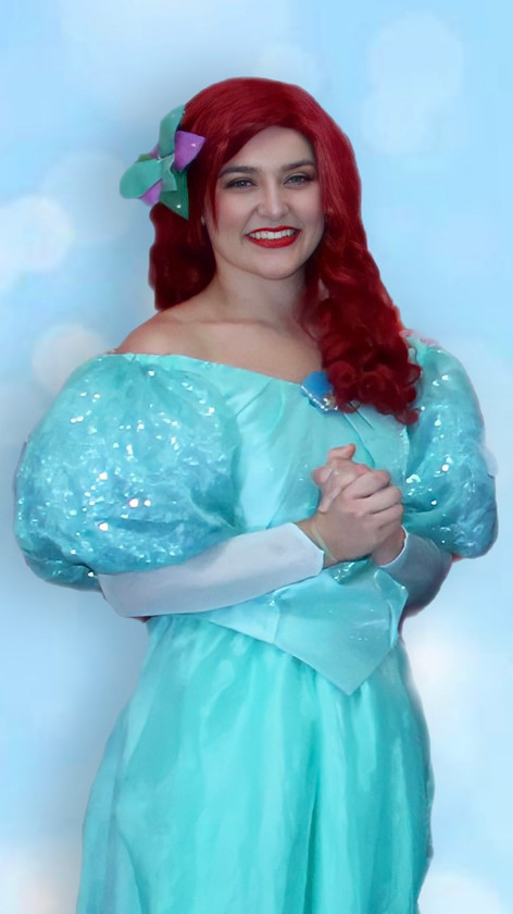Ariel Party Central Coast (The Little Mermaid)