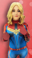 Captain Marvel Central Coast
