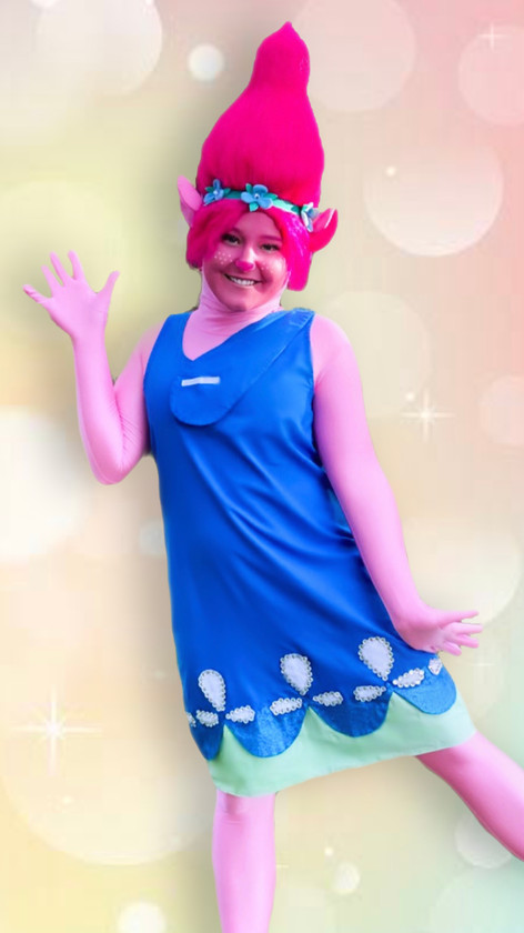 Poppy Trolls Party Central Coast