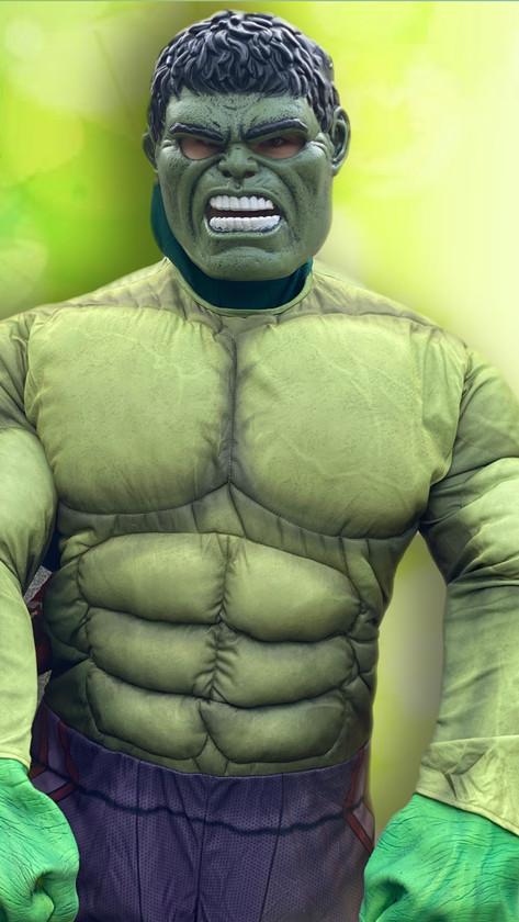 Hulk Party Central Coast