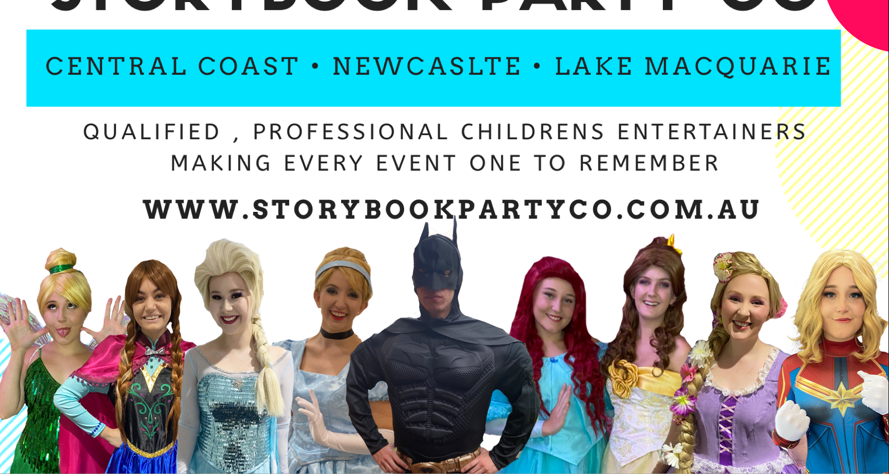 Storybook party co