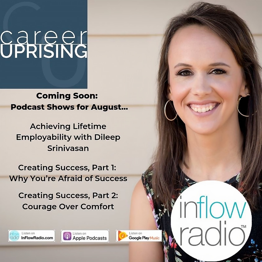 Podcast on Achieving Lifetime Employability