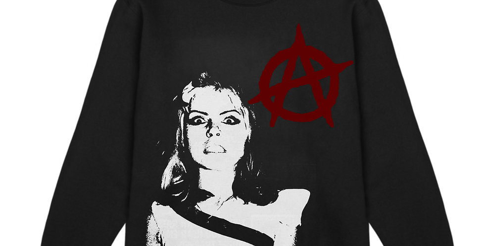 Lady of Anarchy Sweater