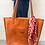 Thumbnail: Cognac Leather | Modern Tote