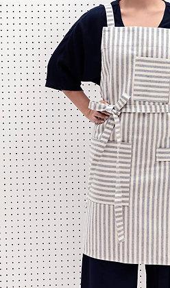 Stripe Crossback Aprons