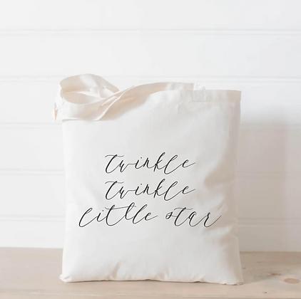 Wholesale Canvas Tote - Twinkle Twinkle