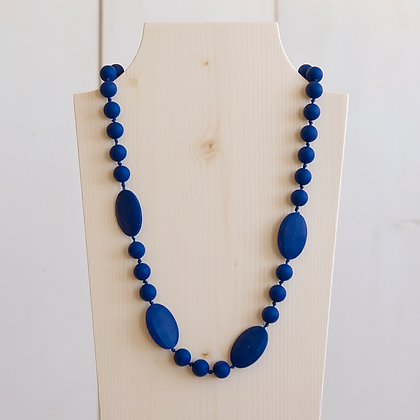 Cobalt | Teething Necklace