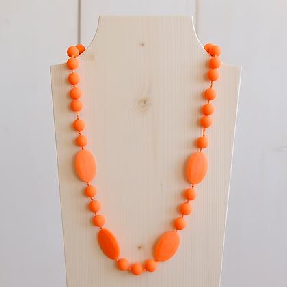 Orange | Teething Necklace