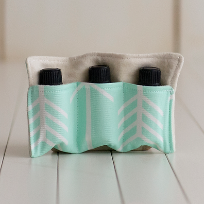 Essential Oils Pouch Insert - Mary