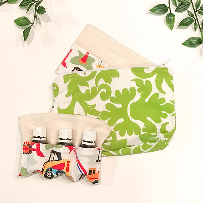 Green Construction   Oil Pouch