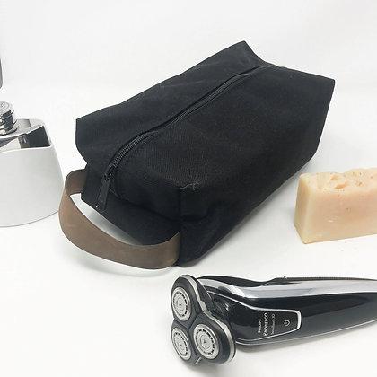 Black | Toiletry Bag
