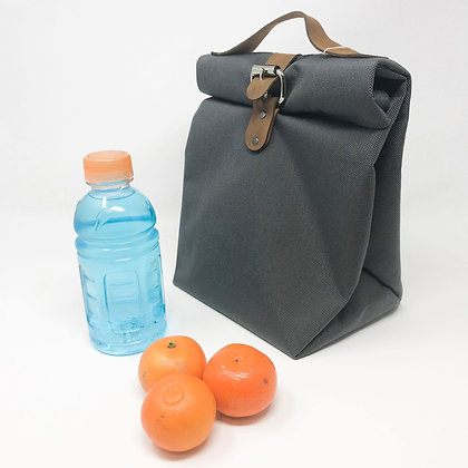 Grey | Lunch Tote