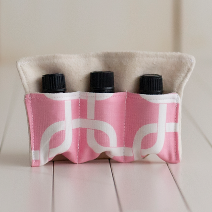 Essential Oil Pouch Insert - Emma