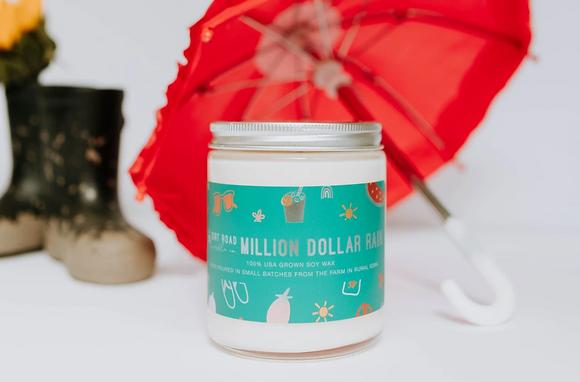 8 oz. Million Dollar Rain Candle