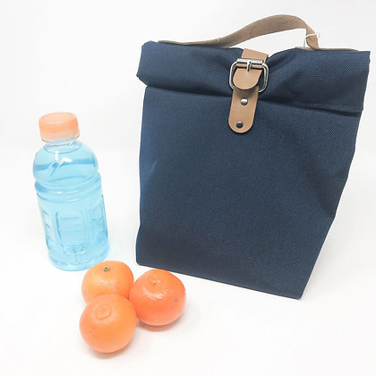 Navy | Lunch Tote