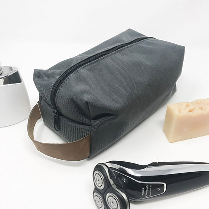 Grey | Toiletry Bag
