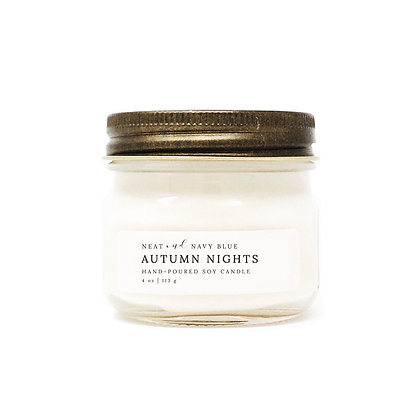4 oz. Autum Nights