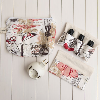Essential Oils Set - Dressmaking