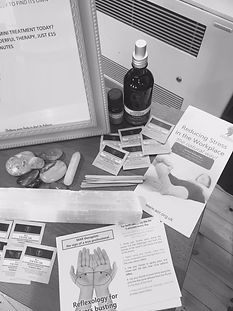 Orchard Reflexology Bedford Event