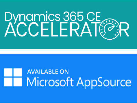 Biz Aid Dynamics 365 CE Accelerator now available on Microsoft AppSource