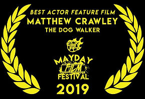 Best Actor feature film - MayDay Film Fe