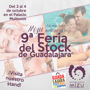 Nos vemos en la 9ª Feria del Stock