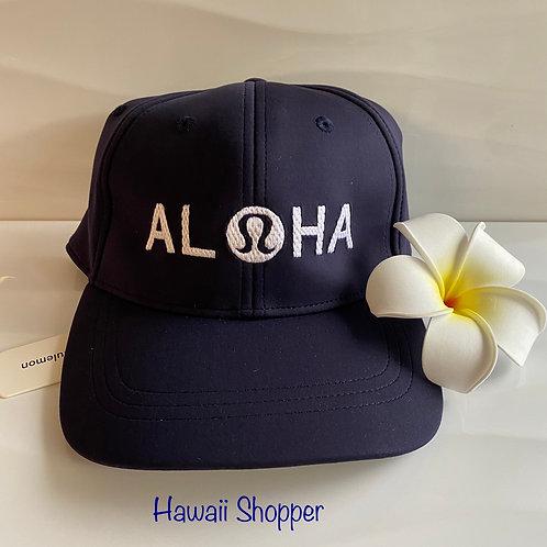 Lululemon Aloha Baller Hat (Navy)