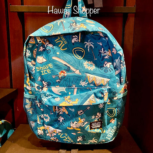 Aulani Character Experience 2021 Loungefly Backpack