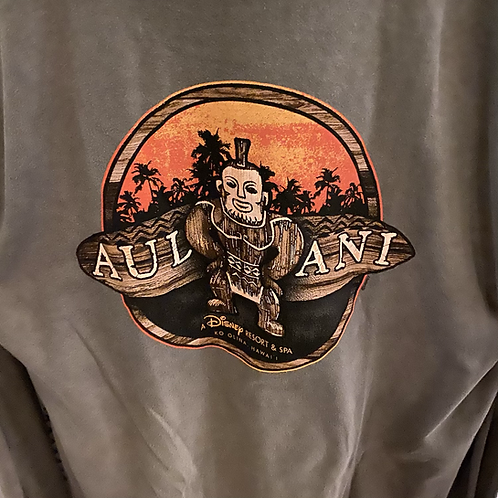 Aulani Long Sleeve Menehune T-Shirt