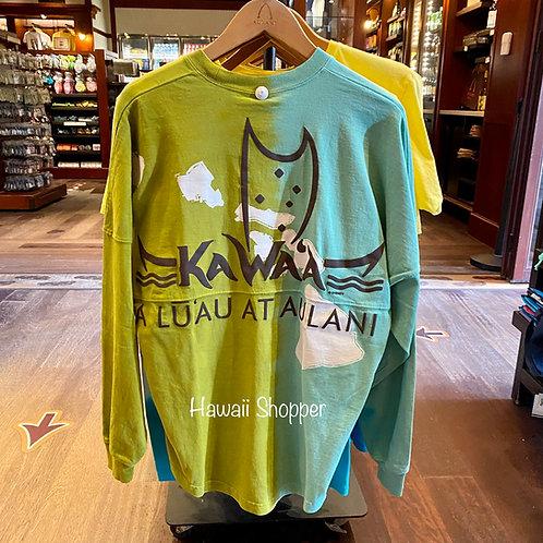 Aulani Ka Wa'a Luau Spirit Jersey