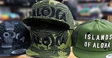 Aloha Trucker Cap, Aloha Trucker Hat