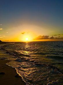 Waialua, Northshore Oahu, Sunset Credit: Christian Leidholm