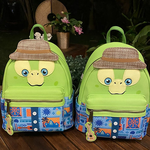 Aulani Olu Loungefly Backpack Bundle