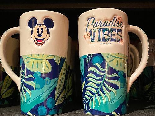Aulani Paradise Vibes Mickey Mug