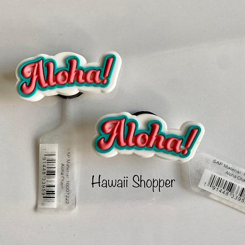Crocs Jibbitz Aloha Hawaii Bundle