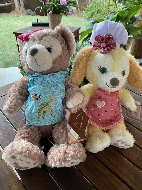 Aulani Shellie May & CookieAnn Plush Bundle