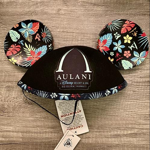 Aulani Floral Ear Hat